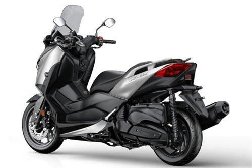 5. Yamaha Xmax 400 2019 (giá: 6.999 euro).