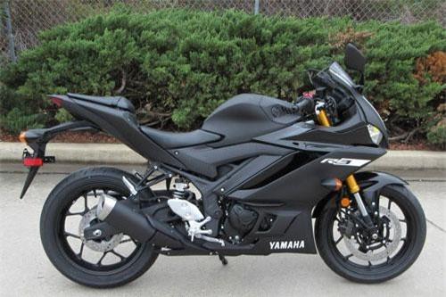 8. Yamaha YZF-R3 2019 (giá: 5.999 euro).
