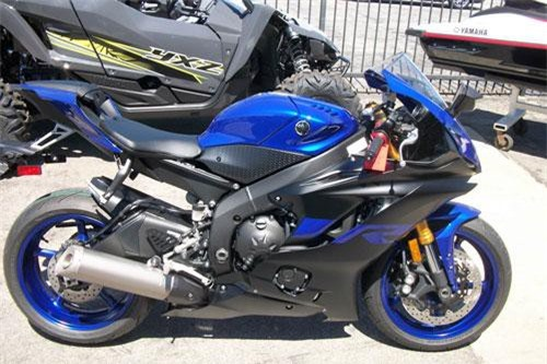 9. Yamaha YZF-R6 2019 (giá: 12.499 euro).