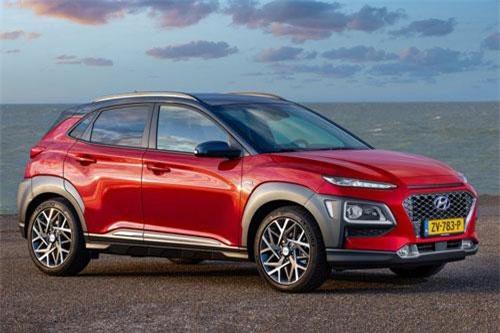 Hyundai Kona Hybrid 2020.