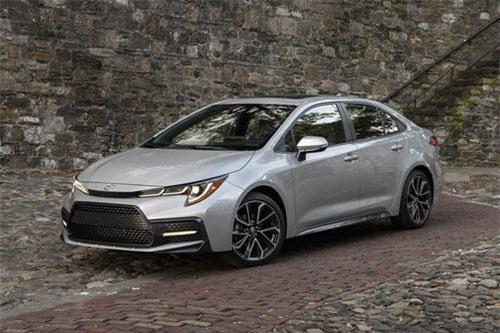 Toyota Corolla XSE 2020.