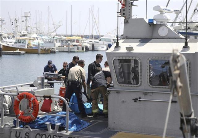 Cháy tàu kinh hoàng ở ngoài khơi California, Mỹ, hơn 30 người thiệt mạng - Ảnh 5.