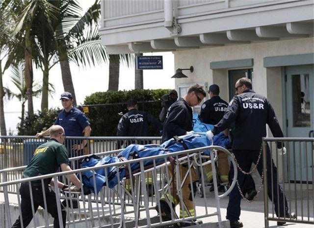 Cháy tàu kinh hoàng ở ngoài khơi California, Mỹ, hơn 30 người thiệt mạng - Ảnh 7.