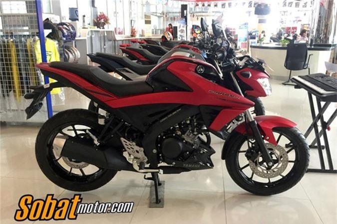 Kham pha xe con tay Yamaha 155cc, gia hon 49 trieu dong hinh anh 1