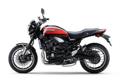 4. Kawasaki Z900RS 2019 (giá: 11.899 euro).