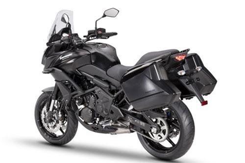 9. Kawasaki Versys 650 Tourer 2019 (giá: 7.849 euro).