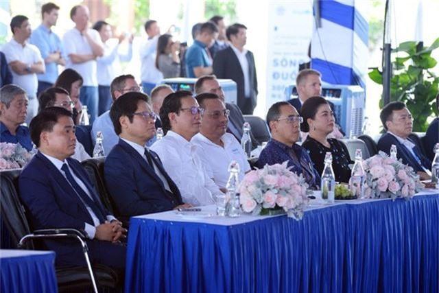 1/3 dân số Hà Nội sẽ được cung cấp nước sạch tiêu chuẩn châu Âu - Ảnh 9.