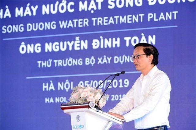 1/3 dân số Hà Nội sẽ được cung cấp nước sạch tiêu chuẩn châu Âu - Ảnh 10.