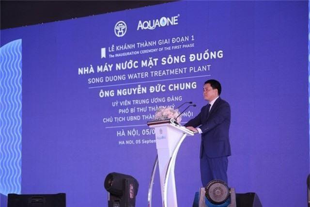 1/3 dân số Hà Nội sẽ được cung cấp nước sạch tiêu chuẩn châu Âu - Ảnh 1.