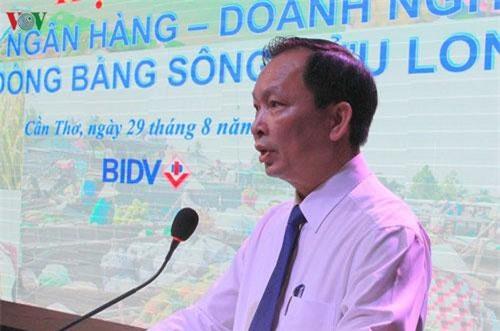 Ông Đào Minh Tú, Phó Thống đốc Ngân hàng Nhà nước.
