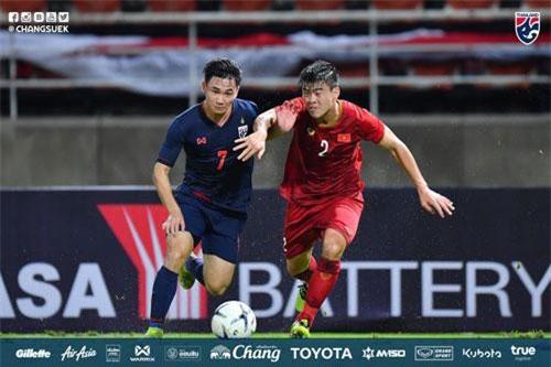 Đội tuyển Việt Nam đã chơi sòng phẳng trước Thái Lan