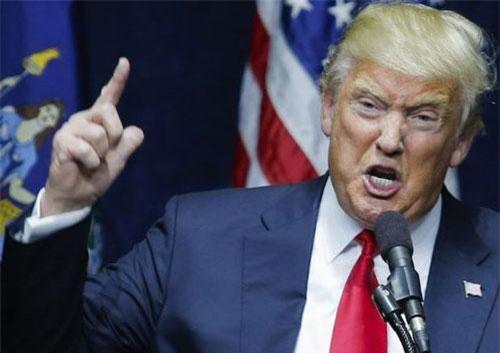 Tổng thống Donald Trump. Ảnh: Getty.
