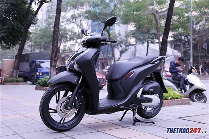 Honda SH 2019.