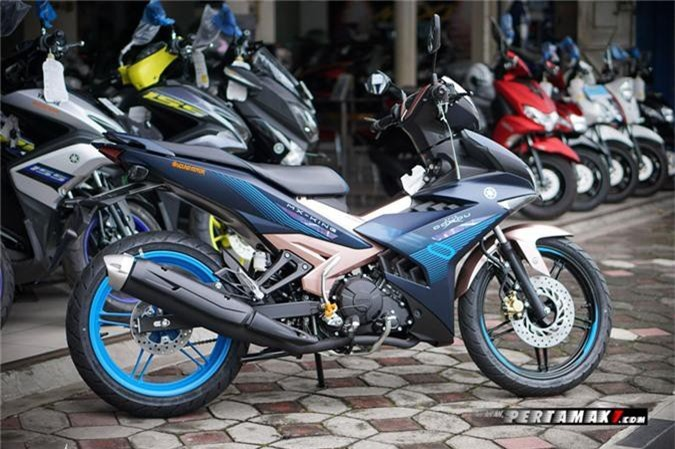 Gia Yamaha Exciter o Viet Nam chenh lech bao nhieu so voi Indonesia? hinh anh 2