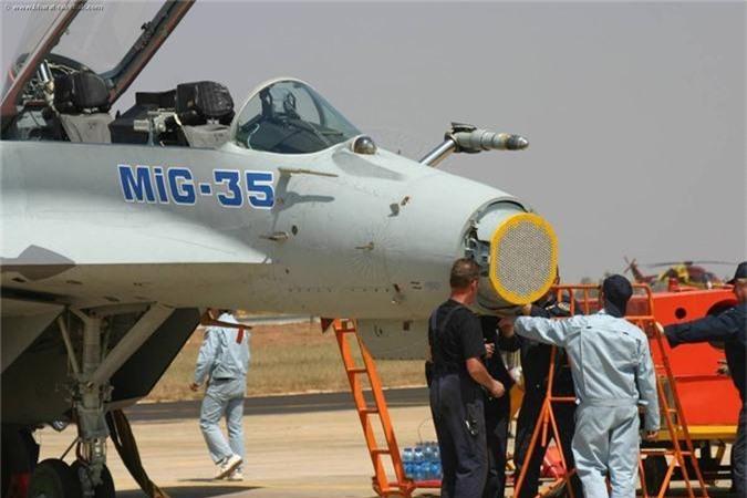 Viet Nam co nam trong nhom 30 nuoc dam phan mua tiem kich MiG-35?-Hinh-5