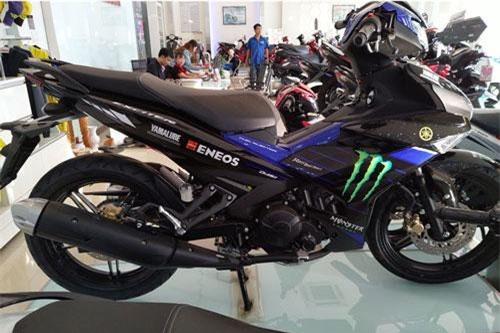 Yamaha Exciter 150 Monster Energy 2019. (Ảnh: Tuấn Hữu)