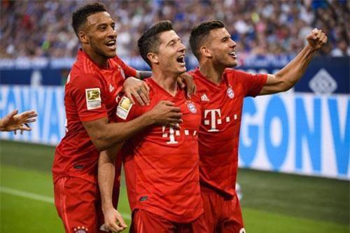 10. Bayern Munich (tổng số tiền mua sắm: 143 triệu euro).