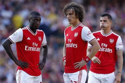 8. Arsenal (tổng số tiền mua sắm: 152 triệu euro).