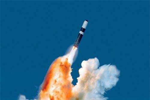 Tên lửa Trident II (Ảnh: Lockheed Martin)