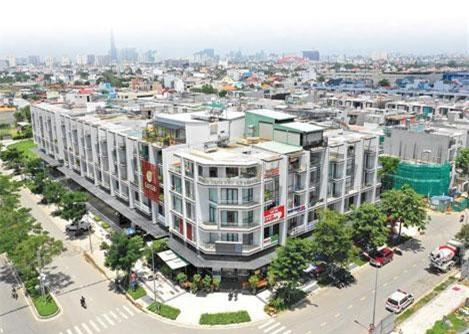 Dự án Van Phuc City tại TP.HCM có mức giá tăng rất mạnh trong những năm qua. Ảnh: G.H