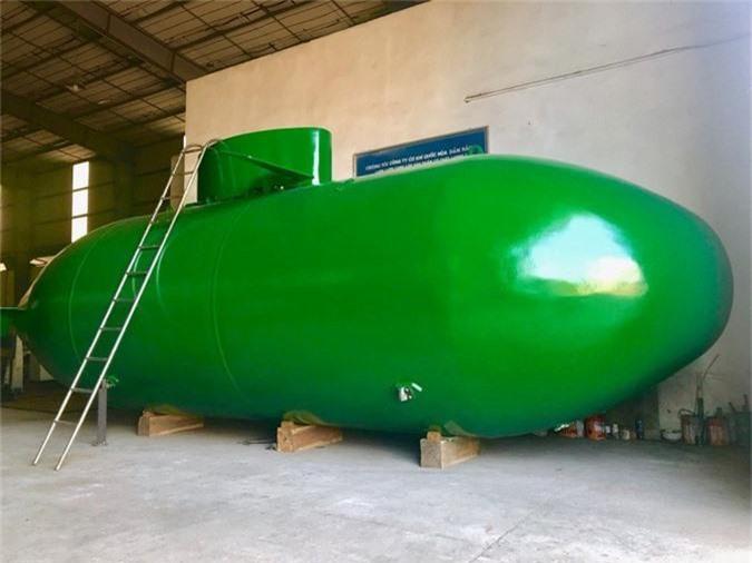 Doanh nhân hai lúa và giấc mơ tàu ngầm Việt vươn khơi - Ảnh 3.
