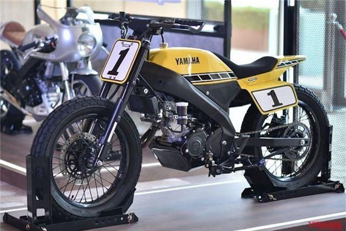 """Ngam Yamaha XSR155 do 3 phong cach """"hut hon"""" nguoi yeu xe-Hinh-11"""