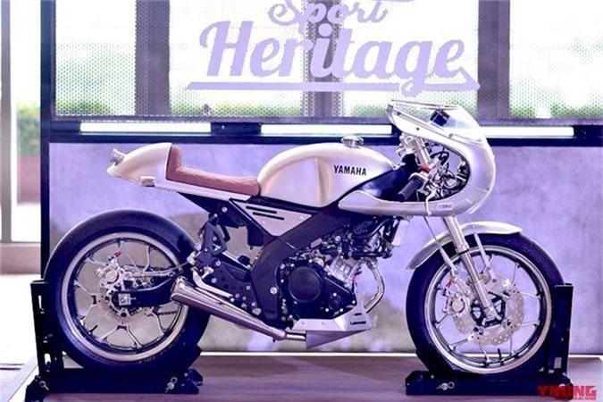 """Ngam Yamaha XSR155 do 3 phong cach """"hut hon"""" nguoi yeu xe-Hinh-2"""