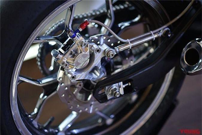 """Ngam Yamaha XSR155 do 3 phong cach """"hut hon"""" nguoi yeu xe-Hinh-3"""