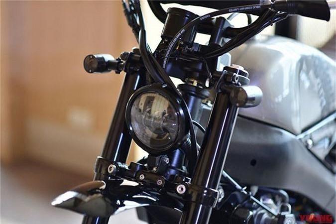 """Ngam Yamaha XSR155 do 3 phong cach """"hut hon"""" nguoi yeu xe-Hinh-5"""