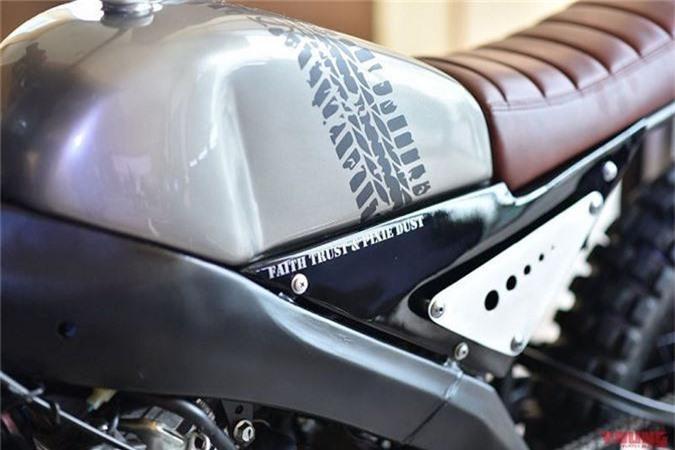 """Ngam Yamaha XSR155 do 3 phong cach """"hut hon"""" nguoi yeu xe-Hinh-6"""