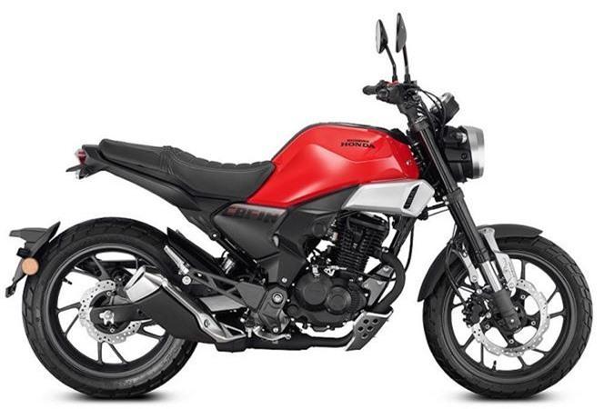 Xe moto Honda CBF190TR chi duoi 100 trieu tai VN-Hinh-2