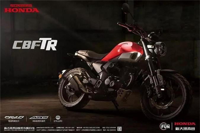 Xe moto Honda CBF190TR chi duoi 100 trieu tai VN-Hinh-9