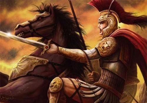 Alexander đại đế  đã chinh phục 3 châu lục, lập ra 70 thành phố