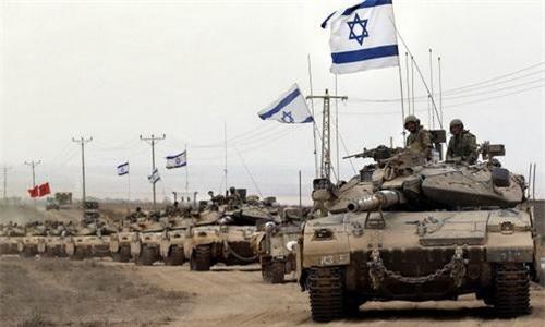 Quân đội Israel không thực sự mạnh như nhiều người vẫn tưởng. Ảnh: Al Masdar News.