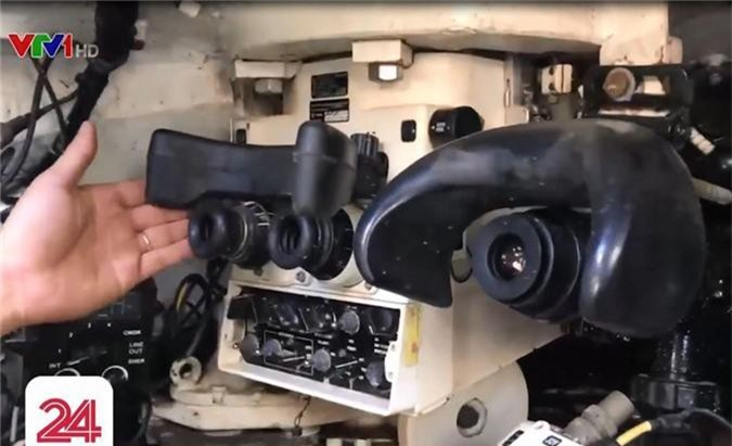 Chi tiet he thong ngam moi tren xe tang T-54M Viet Nam nang cap-Hinh-5