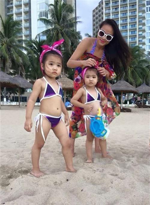 Diva Hồng Nhung và nhiều sao Việt nào có con sinh đôi - Ảnh 12.