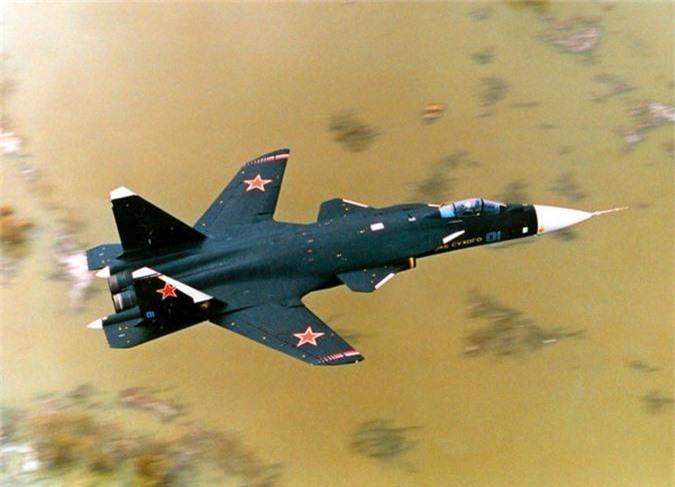 Thich thu truoc doi hinh Su-57 cung 2 sieu co bi an tai MAKS 2019-Hinh-5