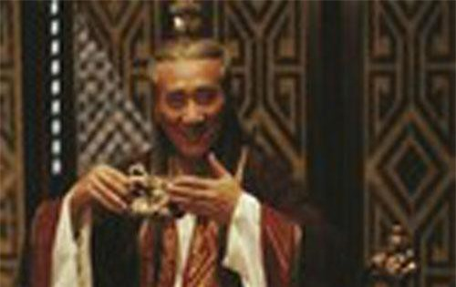 Ảnh minh họa thái giám Tông Ái triều Bắc Ngụy.