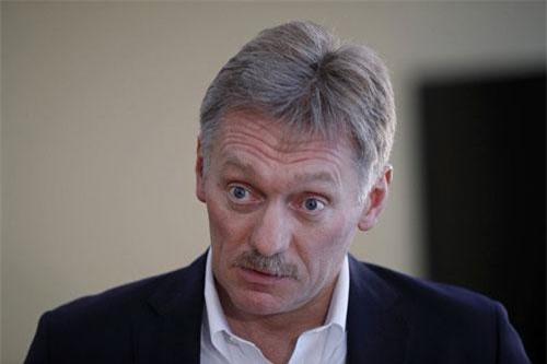 Người phát ngôn Điện Kremlin Dmitry Peskov. (Ảnh: AP)