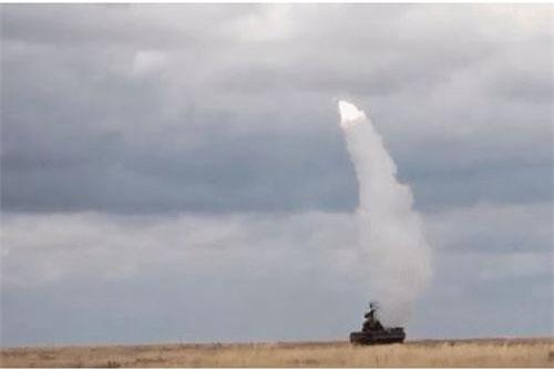 Hệ thống Tor-M2U đang khai hỏa