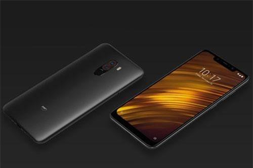 Xiaomi Pocophone F1 (mức giảm: 1 triệu đồng).