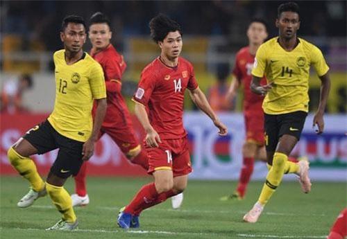Đội tuyển Việt Nam gặp khó khăn trước đại chiến với Malaysia - 1 Đội tuyển Việt Nam không có nhiều thời gian chuẩn bị cho trận đấu với Malaysia