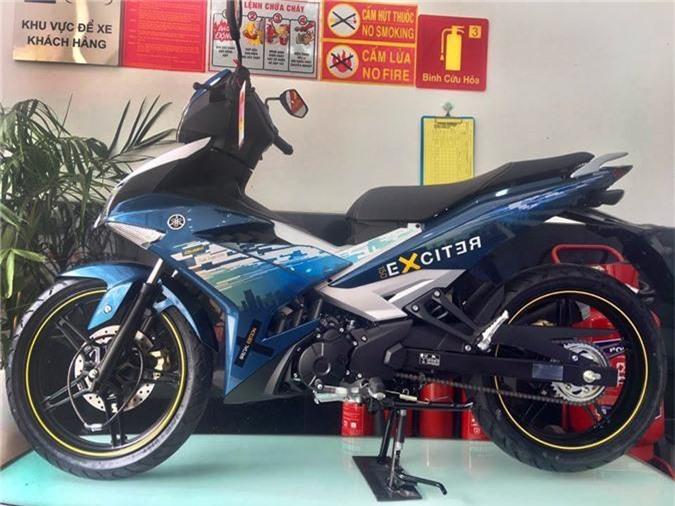 Bảng giá Yamaha Exciter, giá Yamaha Exciter 2019, bảng giá Exciter,