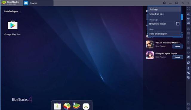 Hướng dẫn chạy các ứng dụng và chơi game Android ngay trên máy tính Windows/Mac - 4