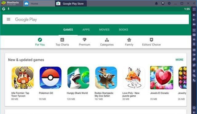 Hướng dẫn chạy các ứng dụng và chơi game Android ngay trên máy tính Windows/Mac - 8