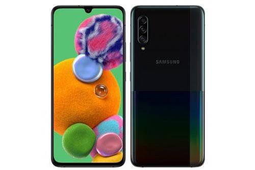 Galaxy A50s có 4 tùy chọn màu sắc gồm Prism Crush Black, Prism Crush White, Prism Crush Green và Prism Crush Violet. Giá bán của máy ở thị trường Việt Nam là 7,79 triệu đồng.
