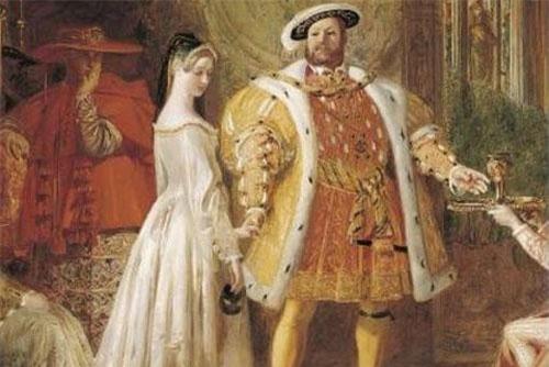Anne Boleyn (1501 - 1536) là Hoàng hậu Anh từ năm 1533 cho đến khi qua đời. Bà là người vợ thứ hai của vua Henry VIII.