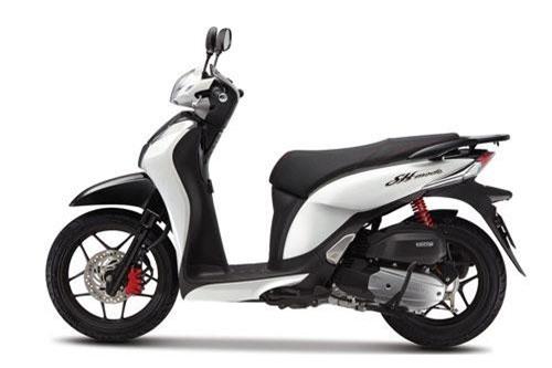 Bảng giá xe Honda SH mode tại đại lý: Tăng nhẹ