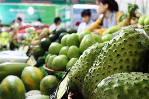 Hơn 100 HTX kết nối tiêu thụ nông sản trong siêu thị