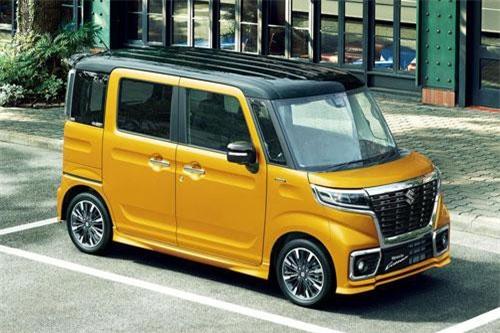 4. Suzuki Spacia (doanh số: 89.750 chiếc).